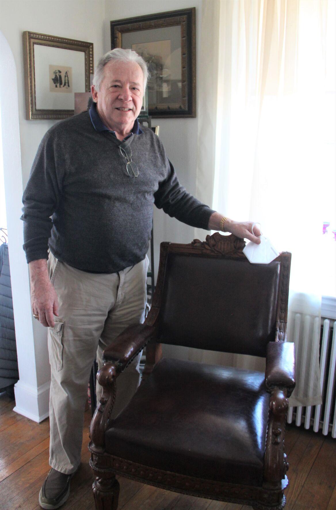 Meet a Loudouner: Harold Brown, owner of Bachrach Photography