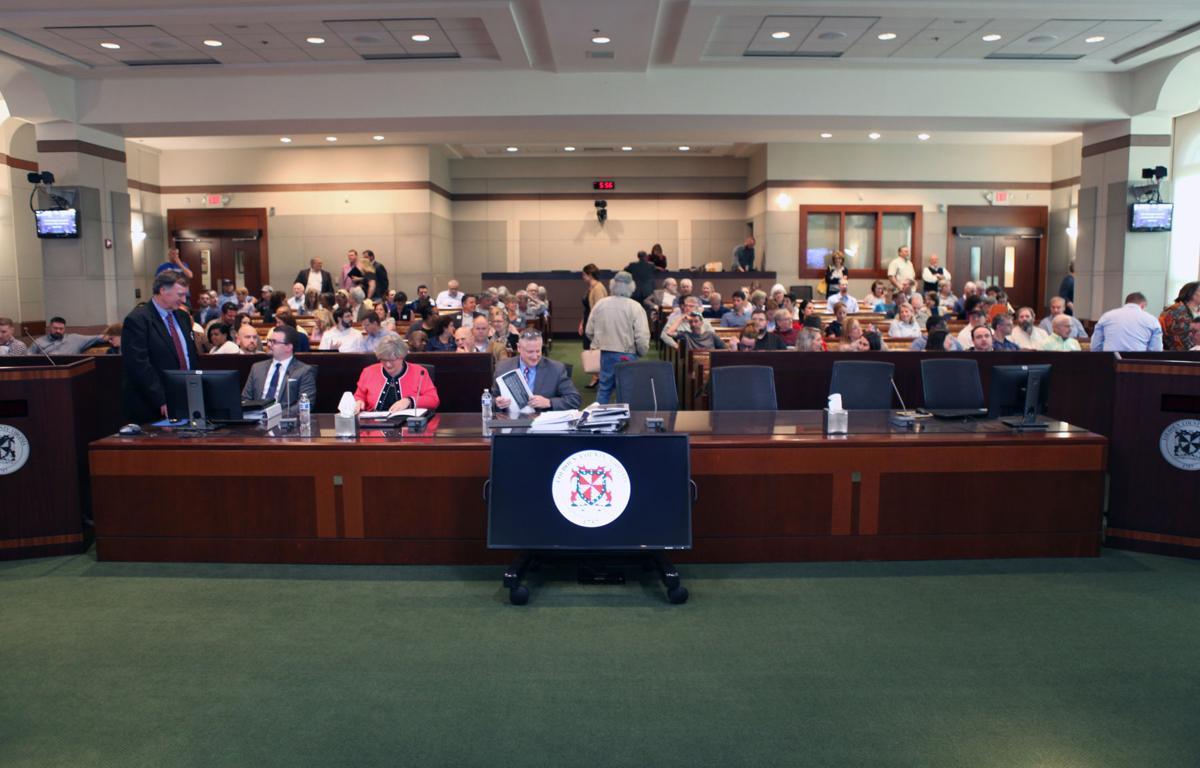 Comprehensive Plan Public Hearing | Meeting Room