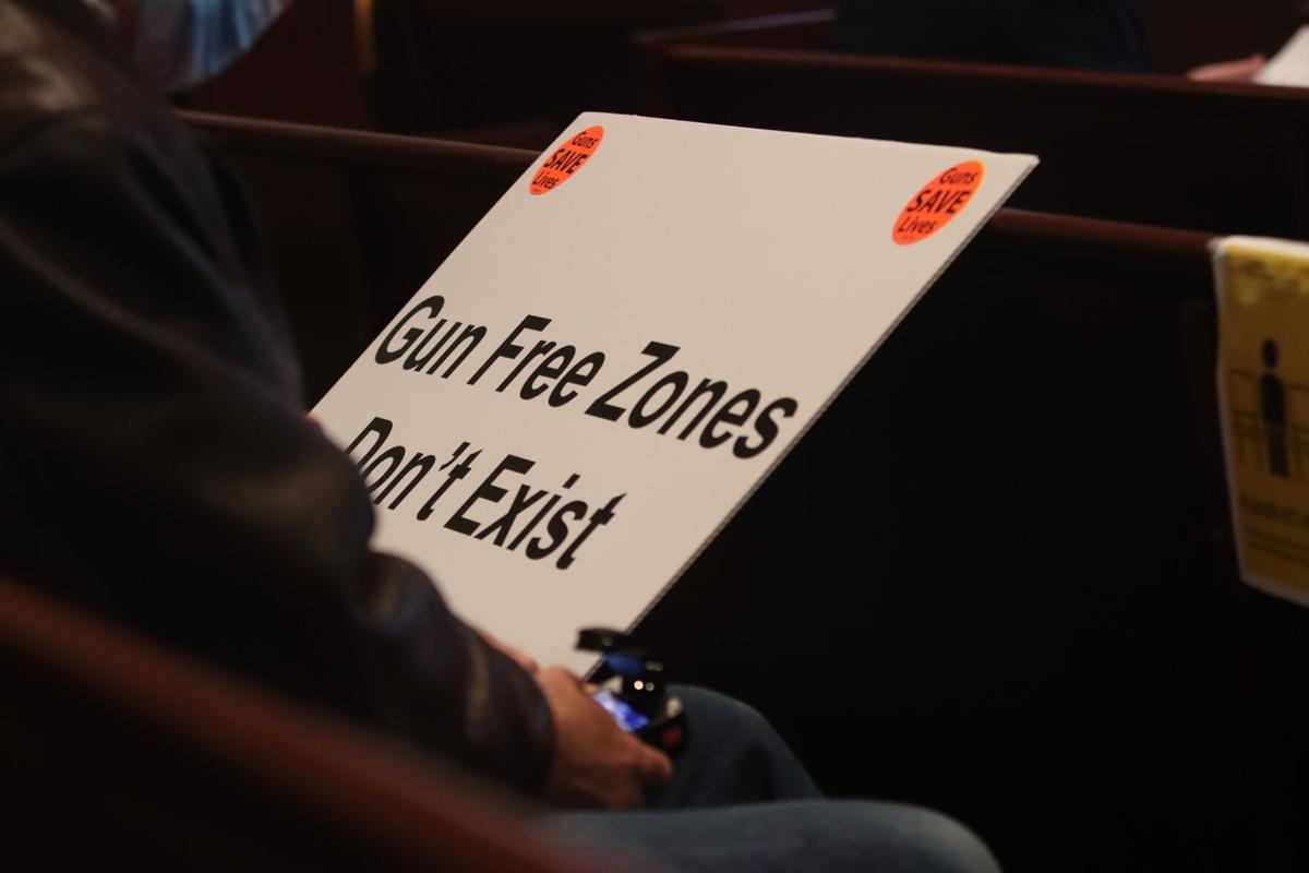 Gun Free Zones 1