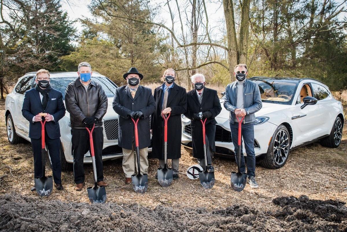 Luxury auto dealer unveils plans for $15 million center in Ashburn