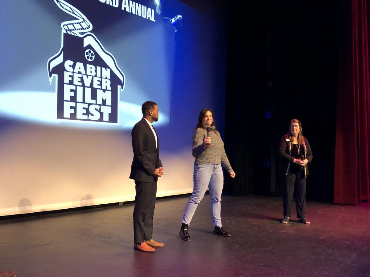 Cabin Fever 2020 - Filmmakers panel 1