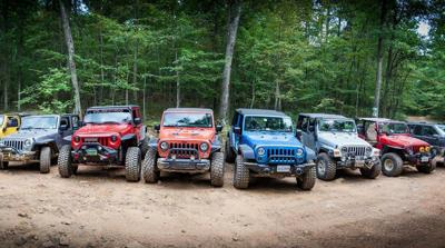 """""""Crawling Thunder"""" Jeep event to arrive at Harpers Ferry Brewing on July 4"""
