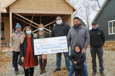 HeroHomes building 4th home for a veteran in Purcellville