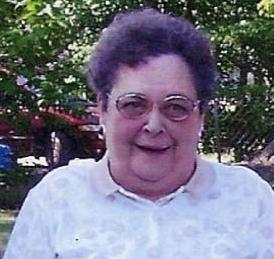 Doris Virginia Hagenbuch Grimes