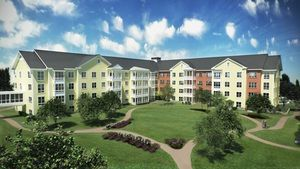 Ashby Ponds extension coming to Ashburn