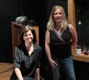 Megan Fay & Gaby Siegel