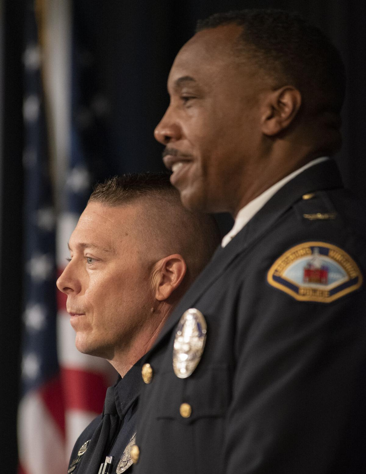 Officer Josh Carter – Chief Gregory Brown