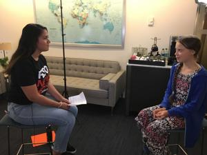 Dominion High School senior honored by PBS NewsHour for student journalism