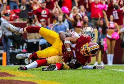 Richmond wants Redskins to pay costs of team's training camp