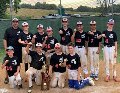 Fielder's Choice 12U