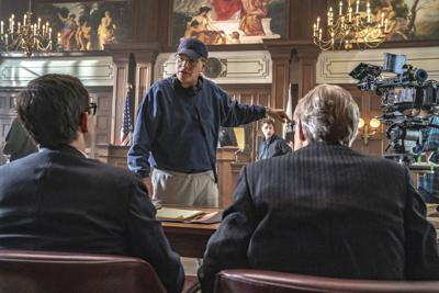 Aaron Sorkin directing 'The Trial of the Chicago 7'