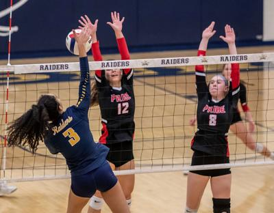 Dulles District Volleyball Team Selections Sports Loudountimes Com