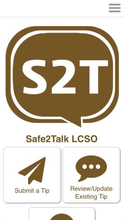 Safe2Talk screenshot