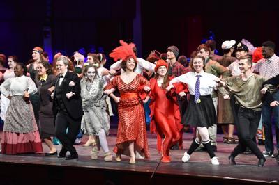 Loudoun schools win 13 awards at Cappies Gala