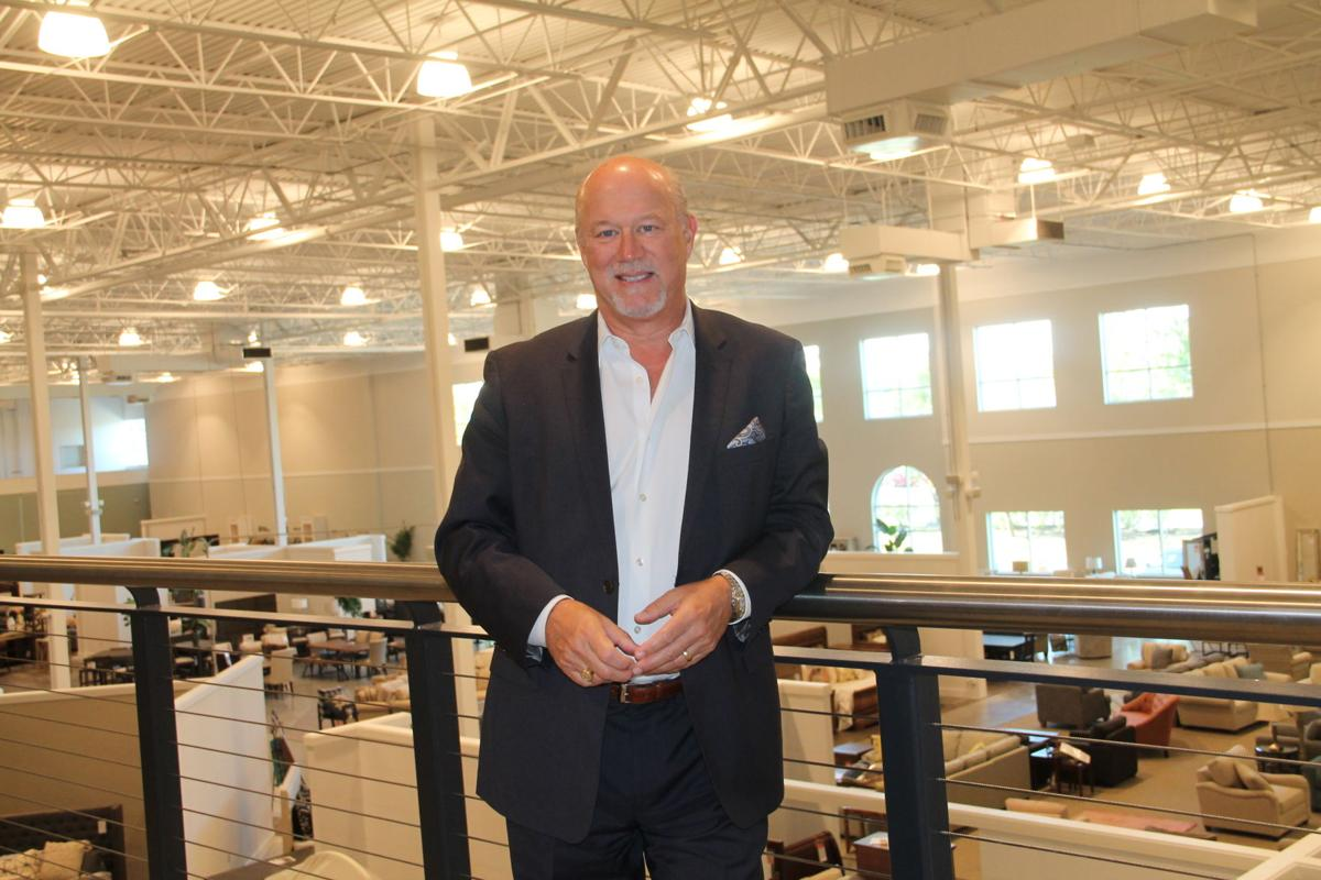 Belfort Furniture To Unveil New 85 000 Square Foot Showroom With