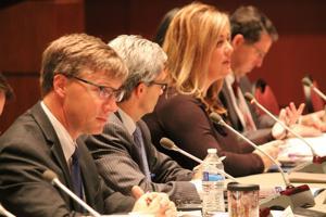 School Board, Loudoun delegation talk religious exemption, dual enrollment, moving voting during legislative breakfast