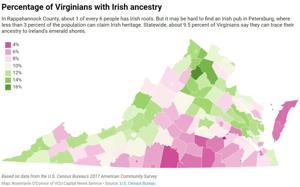 Virginia is for Irish Lovers