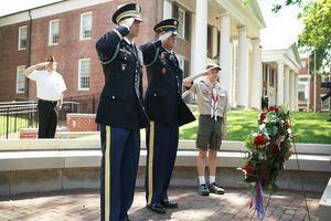 IN PHOTOS: Leesburg honors its fallen