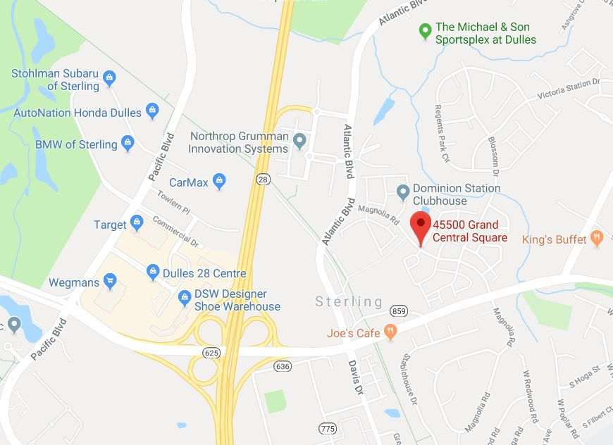 Loudoun County Sheriff's Office investigating gunfire at a Sterling townhouse
