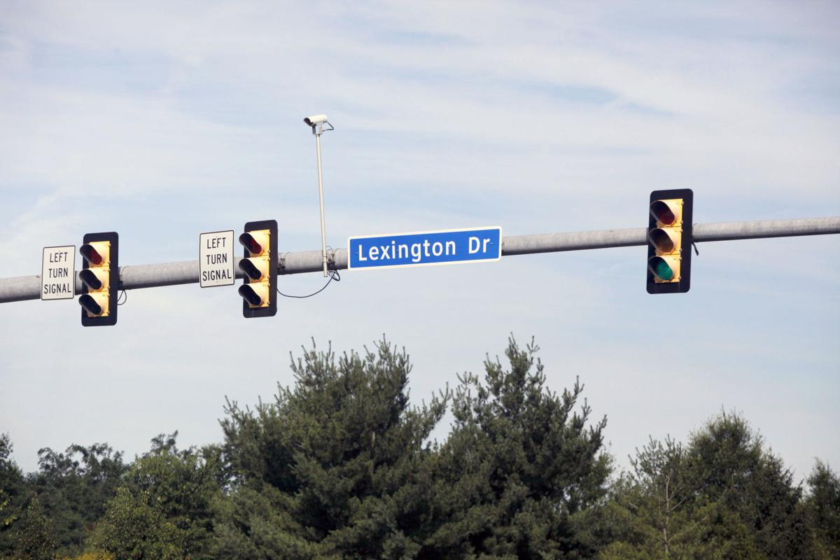 Lexington Drive | Sign