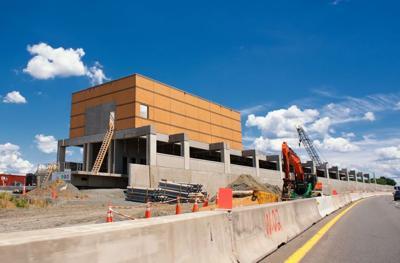 Metro construction 1