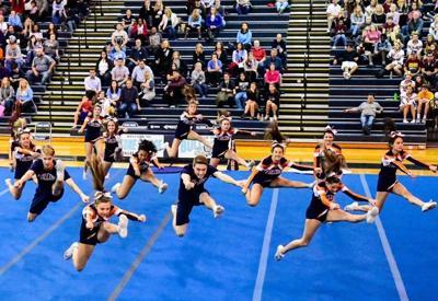 BWHS cheer 2017