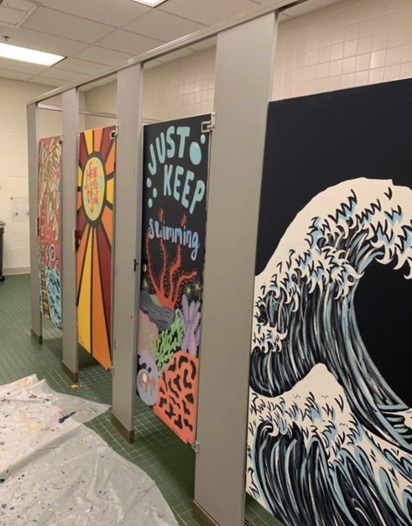 Loudoun Valley Bathroom Art