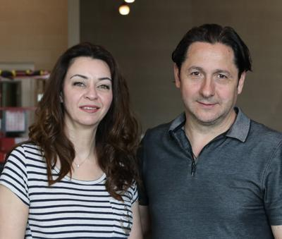 ION | Luiz Taifas and Mitra Setayesh