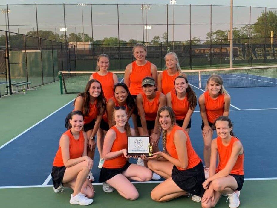 LVHS tennis Dulles champs