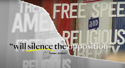 """Free to Learn television ad: """"Silence"""""""