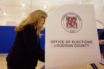 Wexton primary voting