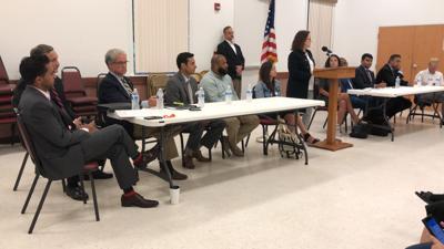 Candidates' Forum for June 11, 2019 Primaries