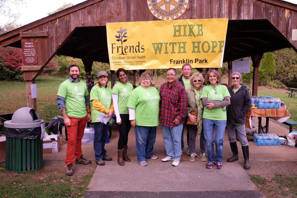 Friends of Loudoun Mental Health has been supporting local residents for 65 years