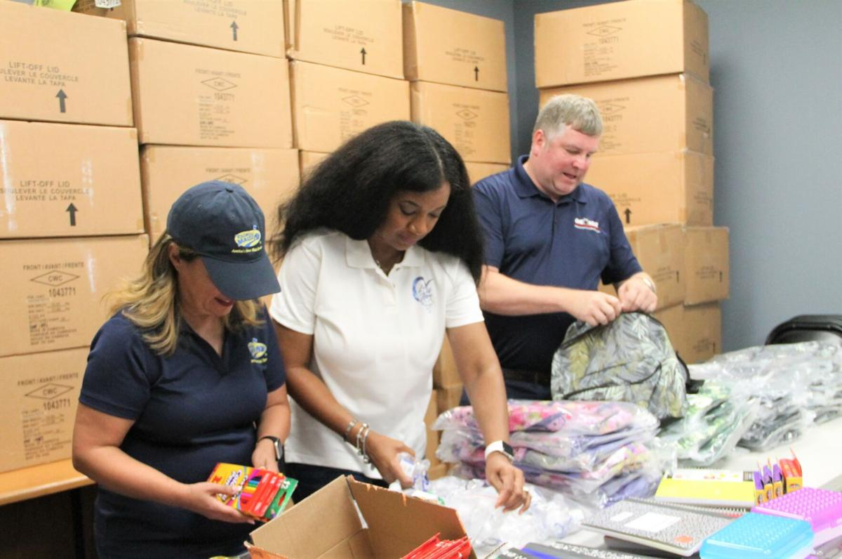 Local nonprofits provide back-to-school support for children in need