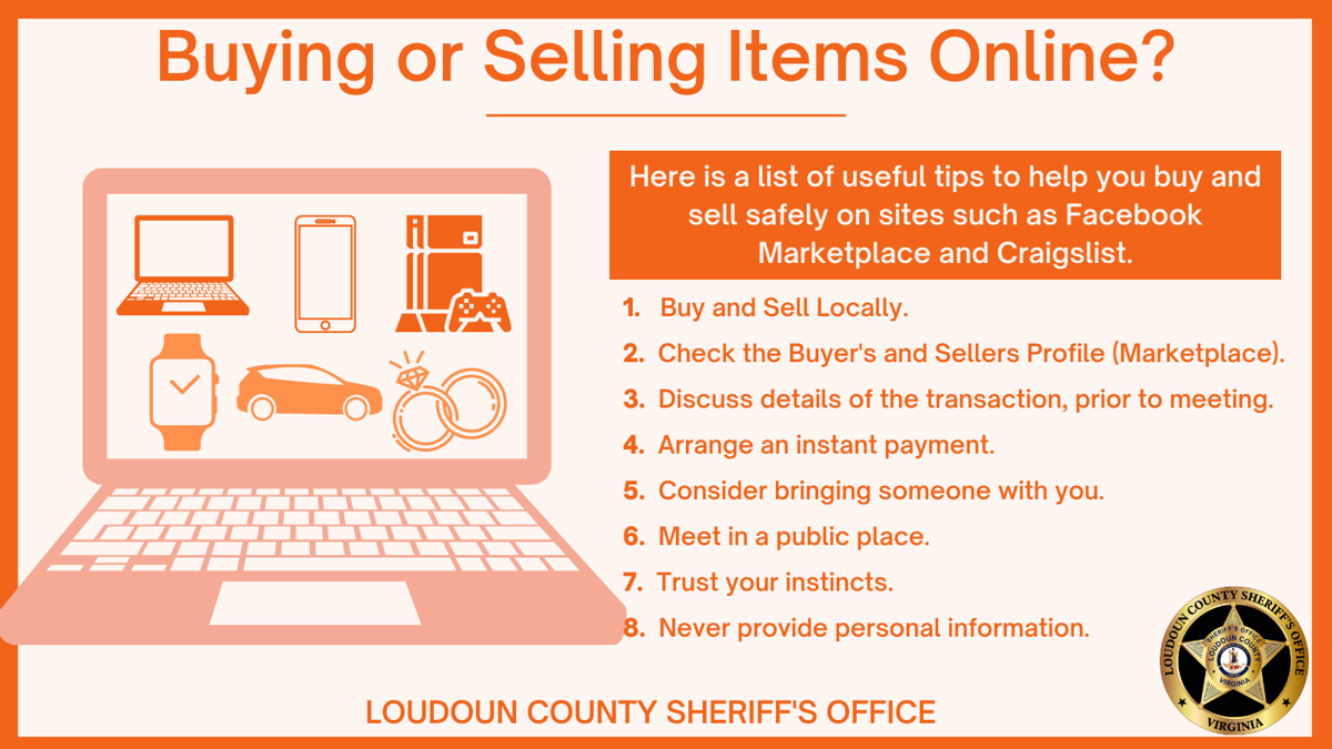 Buying or Selling Items Online?