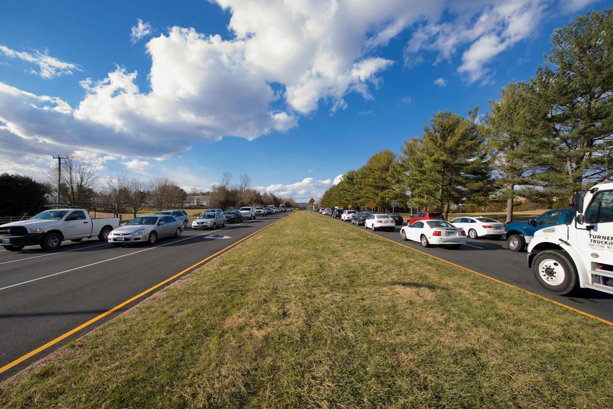 Route 15 Congestion