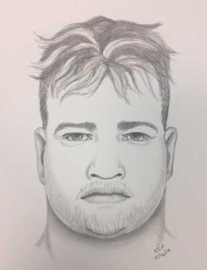 Loudoun County Sheriff's Office releases sketch of recreation center peeper