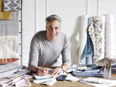 Designer, TV star Thom Filicia at Belfort Furniture Nov. 9