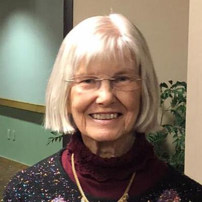 Betty Overson Dewey