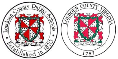 Loudoun County Schools and Government Seals