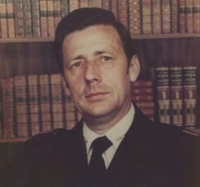 Paul Edward Martin Sr.
