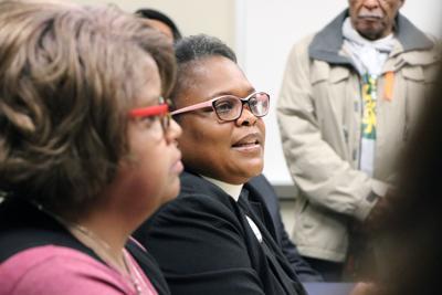 Loudoun County NAACP   Discrimination Notice   Michelle Thomas