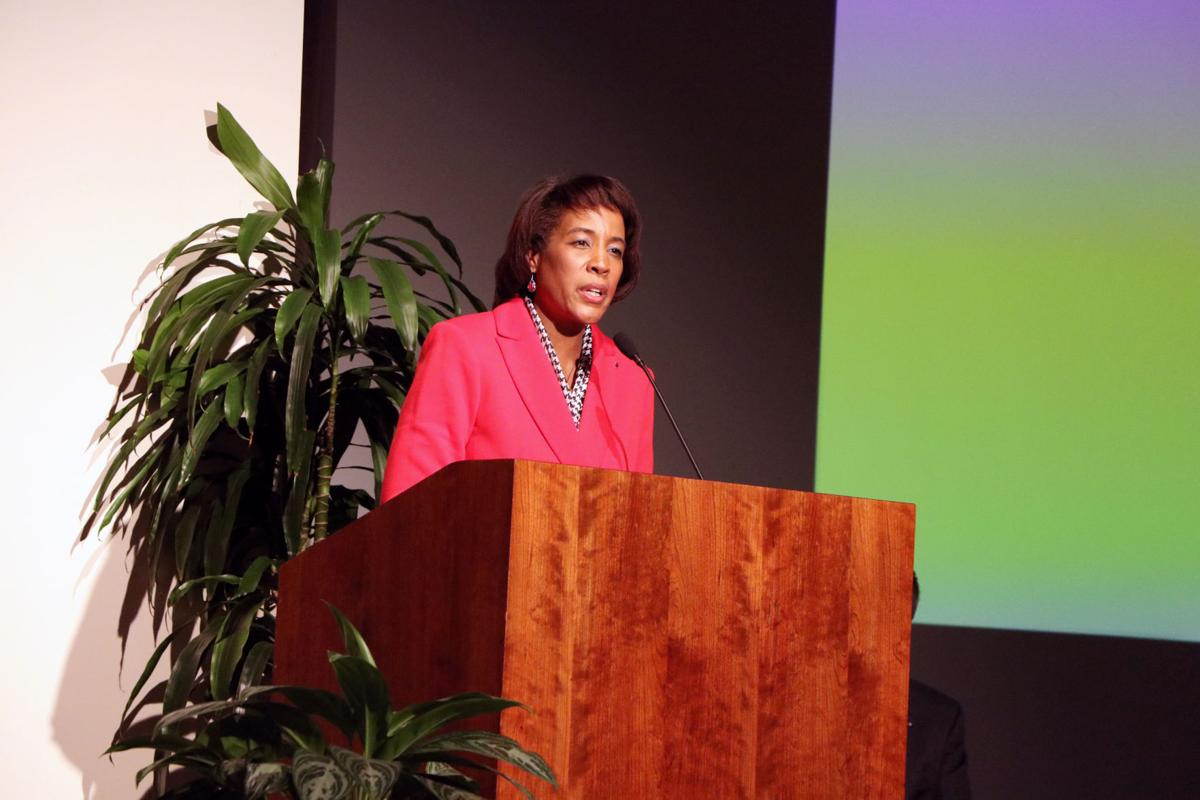 Loudoun County Board of Supervisors Ceremonial Installation | Phyllis Randall 2