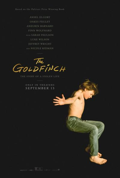 'The Goldfinch' poster