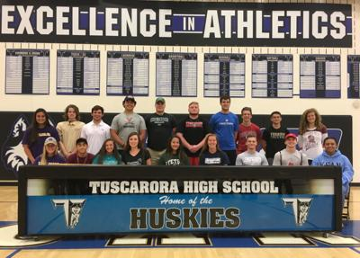 THS Class of 19 signings