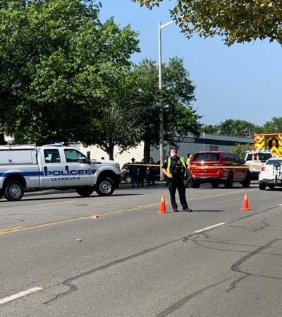 Fatal Leesburg crash - 9/4/20