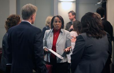 Phyllis Randall, Loudoun County Chairwoman