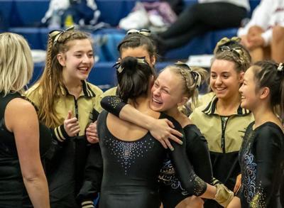 FHS gymnastics 2020