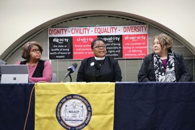 Loudoun County NAACP | Discrimination Notice | Leaders