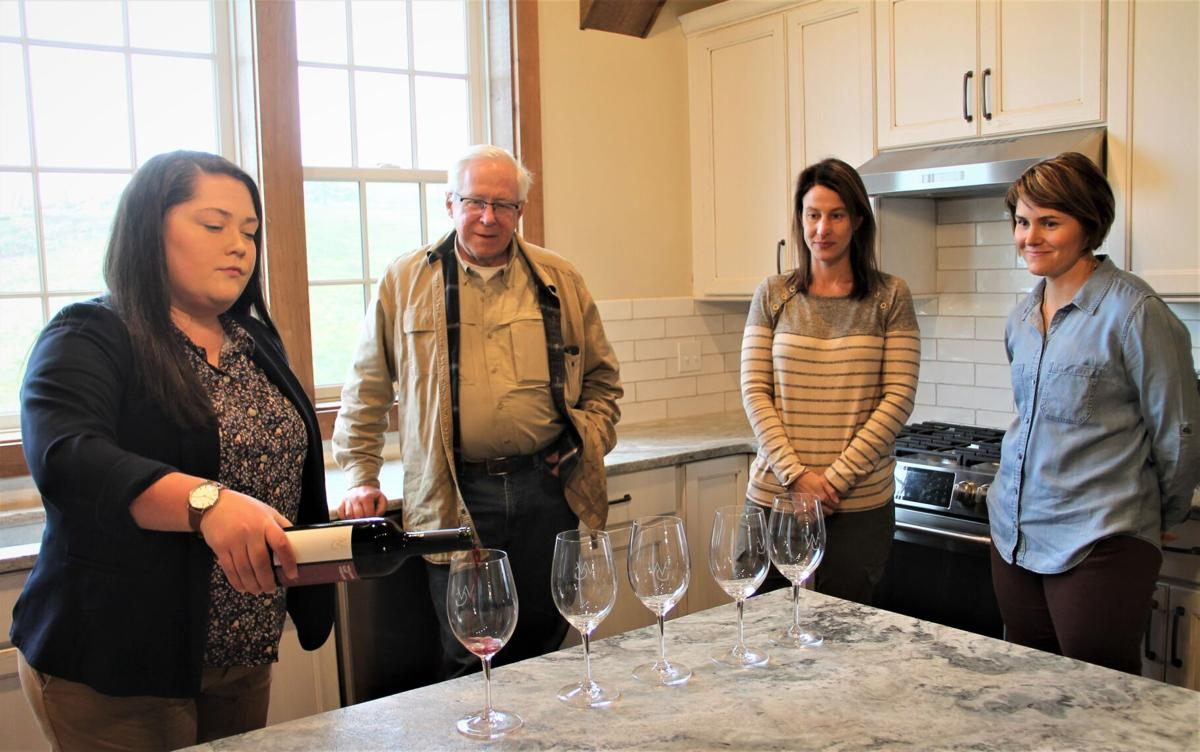 Long a dream, Round Hill winery opens April 23